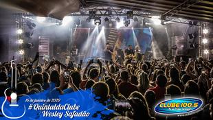 Foto Wesley Safadão no #QuintaldaClube 23