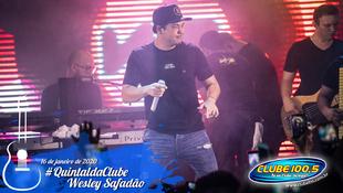 Foto Wesley Safadão no #QuintaldaClube 28