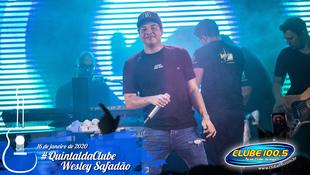 Foto Wesley Safadão no #QuintaldaClube 31