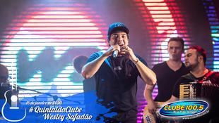 Foto Wesley Safadão no #QuintaldaClube 35