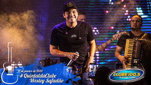 Foto Wesley Safadão no #QuintaldaClube 38