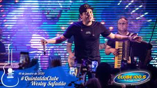 Foto Wesley Safadão no #QuintaldaClube 41