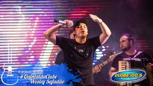 Foto Wesley Safadão no #QuintaldaClube 43