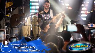 Foto Wesley Safadão no #QuintaldaClube 48