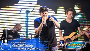 Foto Wesley Safadão no #QuintaldaClube 51