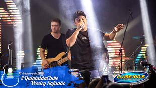 Foto Wesley Safadão no #QuintaldaClube 54