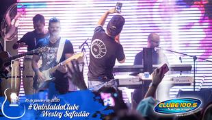 Foto Wesley Safadão no #QuintaldaClube 59
