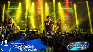 Foto Wesley Safadão no #QuintaldaClube 64