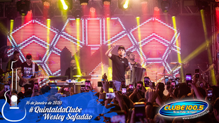 Foto Wesley Safadão no #QuintaldaClube 71