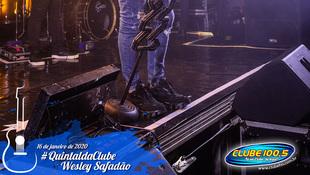 Foto Wesley Safadão no #QuintaldaClube 77