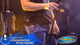 Foto Wesley Safadão no #QuintaldaClube 78