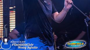 Foto Wesley Safadão no #QuintaldaClube 79