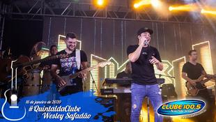 Foto Wesley Safadão no #QuintaldaClube 82