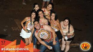 Foto Fotos da galera no #SafadãoElétrico 672