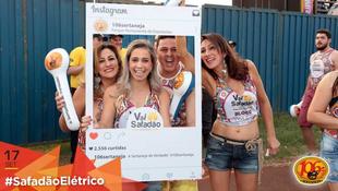 Foto Fotos da galera no #SafadãoElétrico 765