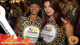Foto Fotos da galera no #SafadãoElétrico 917