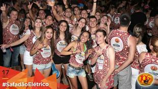 Foto Fotos da galera no #SafadãoElétrico 920