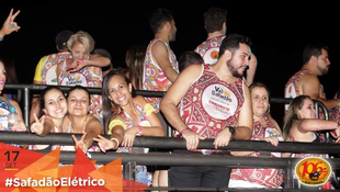 Foto Fotos da galera no #SafadãoElétrico 947