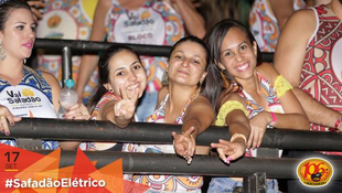 Foto Fotos da galera no #SafadãoElétrico 948