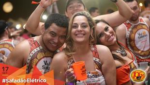 Foto Fotos da galera no #SafadãoElétrico 954