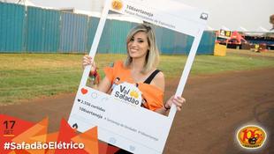Foto Fotos da galera no #SafadãoElétrico 1005