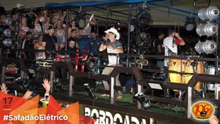 Foto Fotos da galera no #SafadãoElétrico 1116