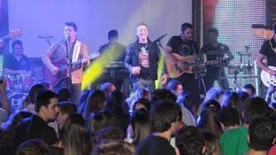 Foto Quarta Universitária do Cinema D com George Henrique e Rodrigo 10