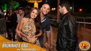 Foto Bruninho & Davi na Fazendinha 1