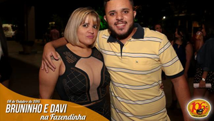 Foto Bruninho & Davi na Fazendinha 19