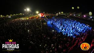 Foto Fotos da galera na #FestadasPatroasElétrico 23