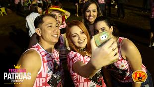 Foto Fotos da galera na #FestadasPatroasElétrico 6