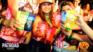 Foto Fotos da galera na #FestadasPatroasElétrico 17