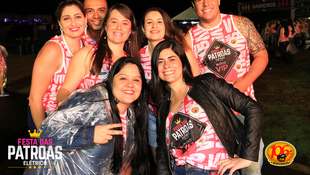 Foto Fotos da galera na #FestadasPatroasElétrico 31