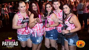 Foto Fotos da galera na #FestadasPatroasElétrico 51