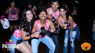 Foto Fotos da galera na #FestadasPatroasElétrico 97