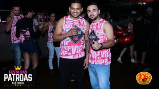 Foto Fotos da galera na #FestadasPatroasElétrico 100