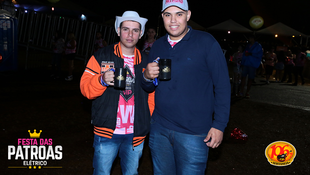 Foto Fotos da galera na #FestadasPatroasElétrico 101