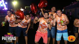 Foto Fotos da galera na #FestadasPatroasElétrico 134