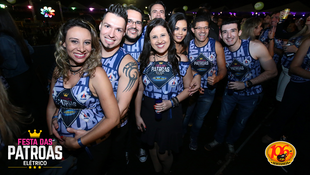 Foto Fotos da galera na #FestadasPatroasElétrico 215