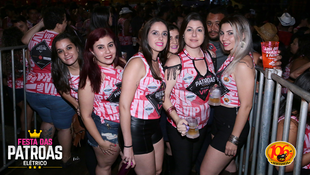 Foto Fotos da galera na #FestadasPatroasElétrico 225