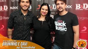 Foto Bruninho & Davi na Fazendinha 91