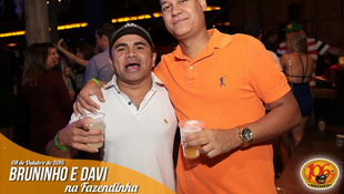 Foto Bruninho & Davi na Fazendinha 95