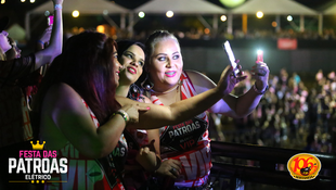 Foto Fotos da galera na #FestadasPatroasElétrico 298