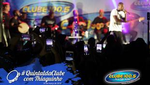 Foto Quintal da Clube com Thiaguinho 13