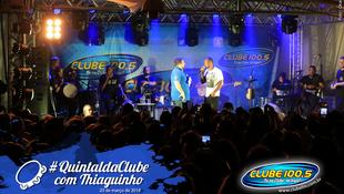 Foto Quintal da Clube com Thiaguinho 19