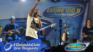 Foto Quintal da Clube com Thiaguinho 21
