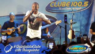 Foto Quintal da Clube com Thiaguinho 23