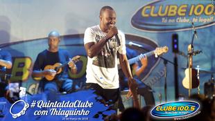 Foto Quintal da Clube com Thiaguinho 27