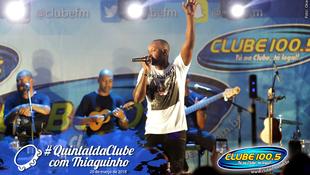 Foto Quintal da Clube com Thiaguinho 30