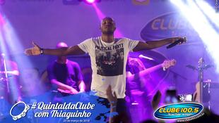 Foto Quintal da Clube com Thiaguinho 35
